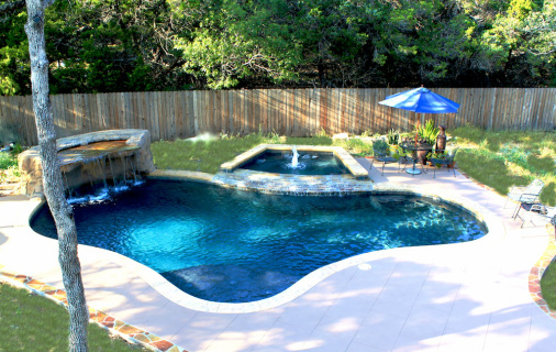 Residential Pool Builder