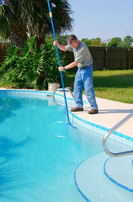 How to Get Your Pool Ready for the Spring