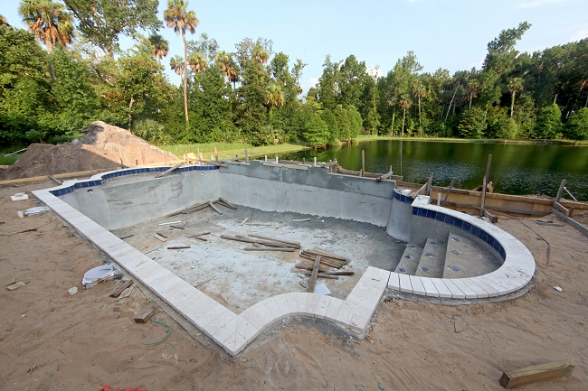 Four Clever Tips To Coping With Pool Construction