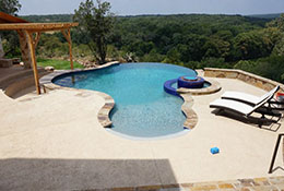 Varsity Pools Decorative Concrete