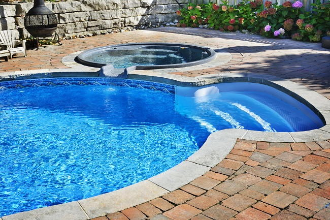 3 Ways We Incorporate Height in Your Pool Design