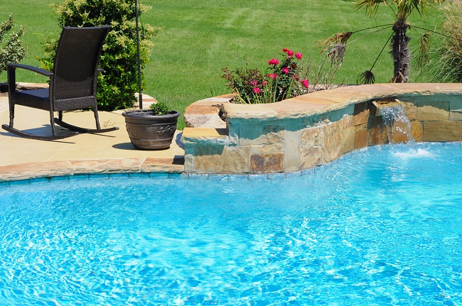 Should Your Dream Pool Include Pool-Side Plants? Absolutely!