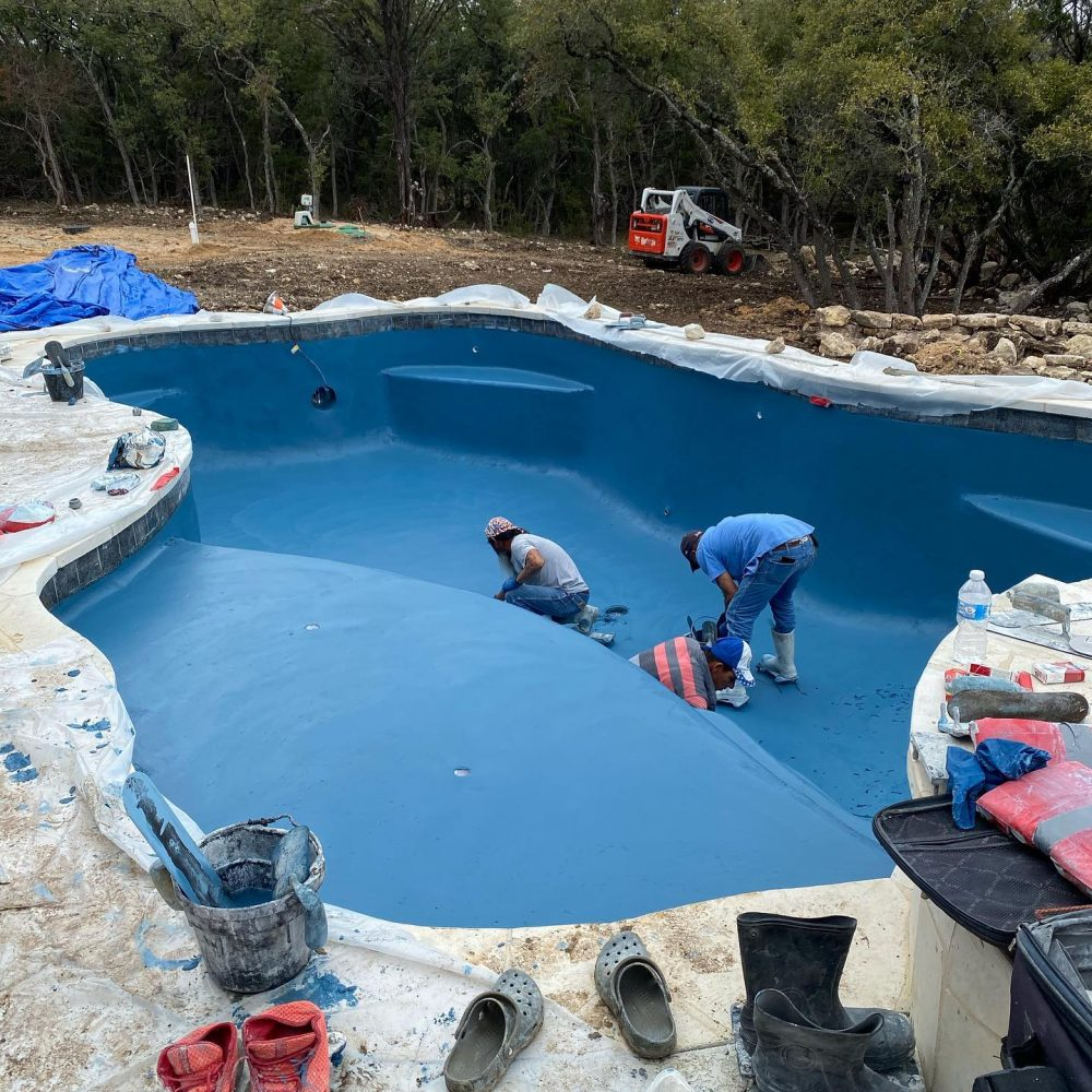 14 Steps To An Awesome Pool Construction